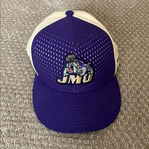 JMU James Madison university Nike hat